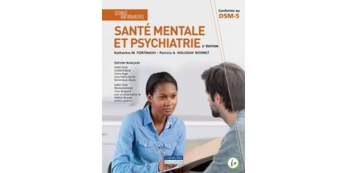Santé mentale et psychiatrie 2e edition