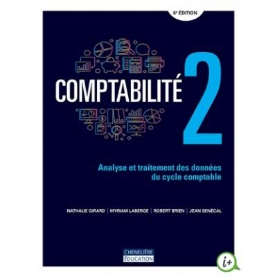 Comptabilité 2 : Analyse et traitements de données