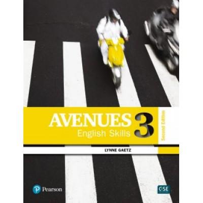 Avenues 3 - English Skills 2e edition
