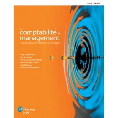 La comptabilite de management 6e edition