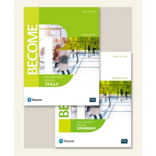 Become 1, 2nd ed. - Skills & Grammar | Books + My eLab (12 months) édition 2020